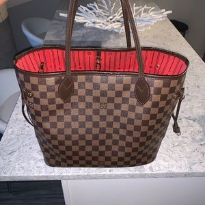 Real and Authentic Neverfull Louis Vuitton bag